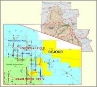 Dejour Energy -Kokopelli field