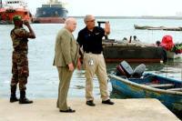 Benin port