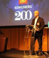 Paal Aamaas; Vice President Simulation; Kongsberg Maritime