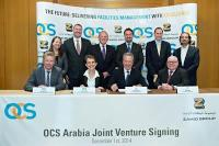 OCS Zahid Group Joint Venture