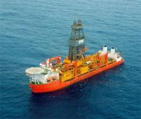 "Seadrill - ultra-deepwater drillship ""West Polaris"""