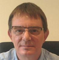 Colin Greetham; Ocean Signal Sales Manager for Europe