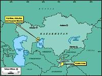 Tethys Petroleum starts gas production in Kazakhstan