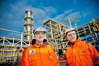 Statoil - Kollsnes facility
