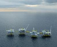 Johan Sverdrup field illustration