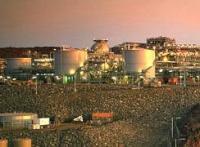 Pluto LNG Plant