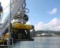 IKM Subsea work class ROV, Merlin WR200