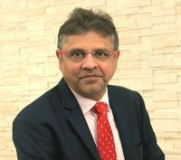 Harry Gandhi; founder and chief executive of Unique Group