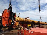 CAPE Holland successfully deploys its new Vibro Lifting Tool