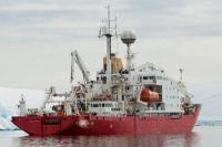 Vessel-Antarctica