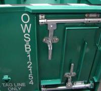 Suretank cargo basket for Odfjell