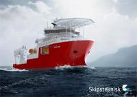Jumeirah Offshore's advanced new Diving Support Vessel due for delivery June 2016