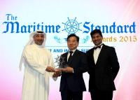 Drydocks World receives CSR Award