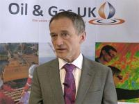 Mike Tholen, Oil & Gas UK's economics director