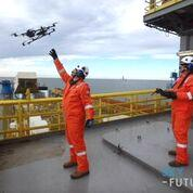 Sky-Futures completes first ever drone inspection in the GoM