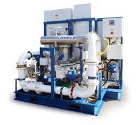 Cathelco BWT system for MV Harvey Stone