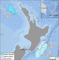 Statoil agrees farm-in with OMV in New Zealand-2