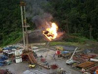 Interoil ELK-4 well in PNG establishes a gas flow rate of 63 mmscf/d