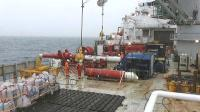 Technip Norway - Subsea Piling operation