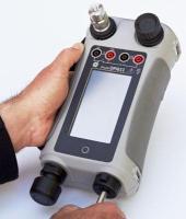 GE - DPI 611 hand-held pressure calibrator