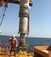 First Subsea BSC for riser