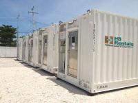 HB Rentals' new service location in Mexico