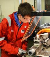 Bibby Offshore ROV Apprentice Edward Beattie