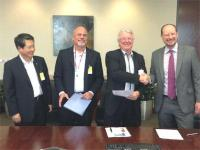 Magnolia LNG signs EPC MOU with KBR & SKEC