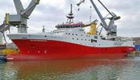 Dolphin - vessel Polar Empress