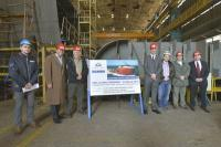 PSV 5000 Keel laying