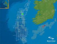 Echidna 2D Seismic Survey Ireland
