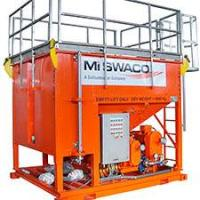 This is what the M-I SWACO tank cleaning module looks like