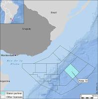 Statoil to explore offshore Uruguay