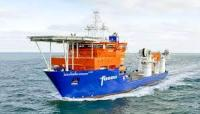 Furgo construction vessel, the Southern Ocean