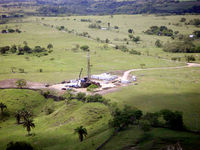 InterOil reaches a record high production from a new well in Colombia