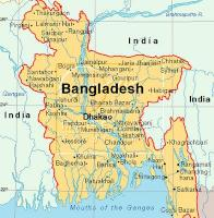 Map of Bangladesh-3