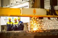 Marathon Alba first steel at HFG Polska