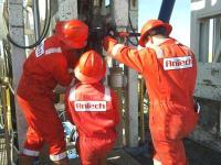 AnTech Drilling personnel