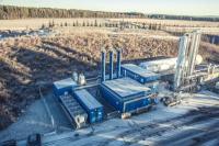 Wärtsilä biogas liquefaction plant in Oslo