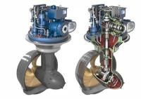 Illustration of the Wärtsilä WST-14 thruster
