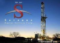 Savanna Energy Services Corp.-3