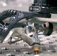 Dynamic Waterjet XD brings high-precision 3D cutting to waterjet technolog