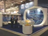 Drydocks World at the 50th Nor-Shipping Exhibition