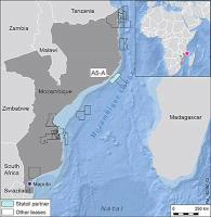 Statoil to explore offshore Mozambique