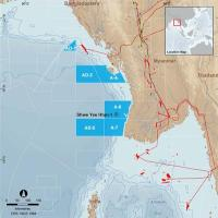 Woodside Petroleum discovers gas offshore Myanmar