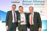 Unique Onboard Training System wins prestigious dynamic positioning award