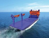 Oceanteam signs long term contract for CSV North Ocean 102