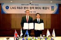 DNV with Korea Gas Corporation (KOGAS)