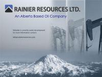 Rainier Resources Ltd.