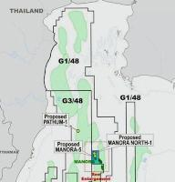 Tap Oil - Manora-5 exploration well
